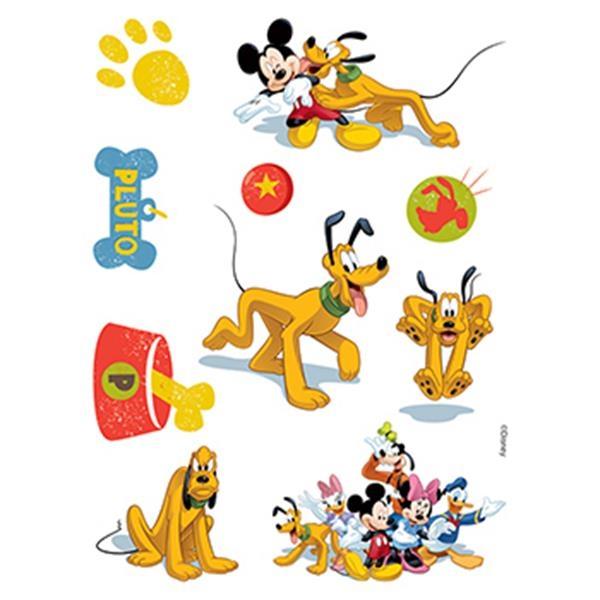 Pluto Assortment of Temporary Tattoos - Pluto Assortment of Temporary Tattoos