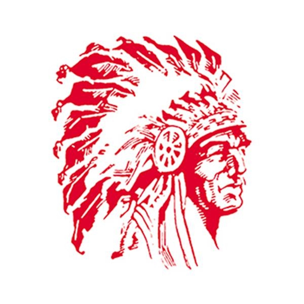 Red Indian Temporary Tattoo - Red Indian Temporary Tattoo
