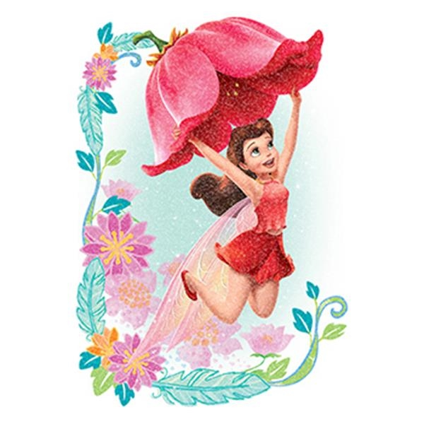 Disney Rosetta Glitter Temporary Tattoo - Disney Rosetta Glitter Temporary Tattoo