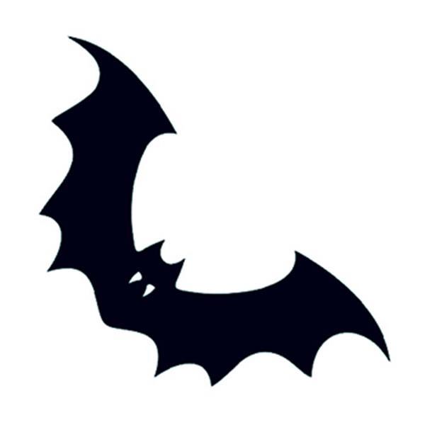 Flying Bat Temporary Tattoo - Bat Temporary Tattoo