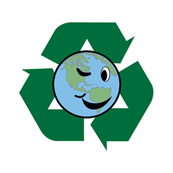 Recycle Earth Temporary Tattoo - Recycle Earth Temporary Tattoo