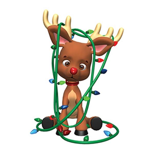 Rudolph Temporary Tattoo - Rudolph Temporary Tattoo