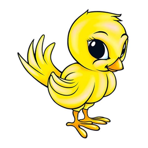 Duck Temporary Tattoo - Duck Temporary Tattoo