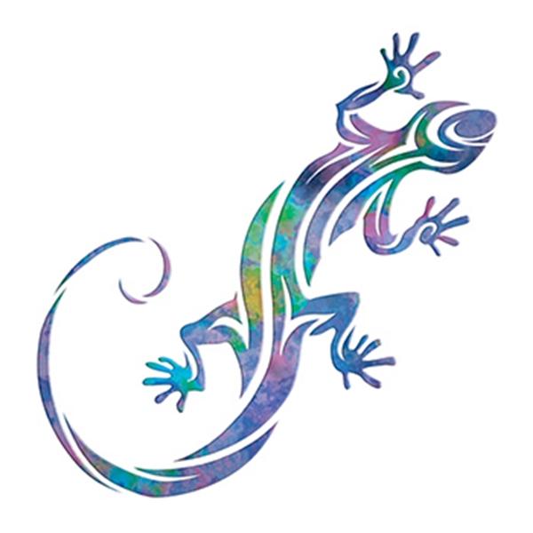 Lizard Temporary Tattoo - Lizard Temporary Tattoo