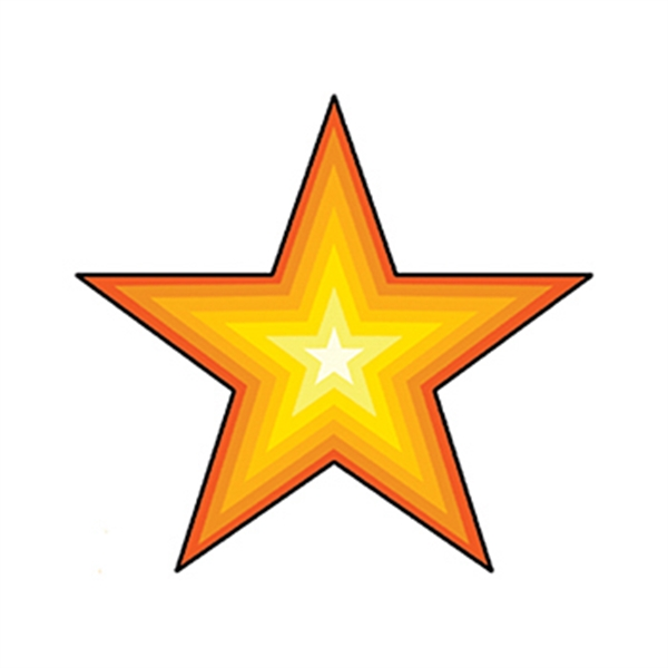 Star Temporary Tattoo - Star Temporary Tattoo