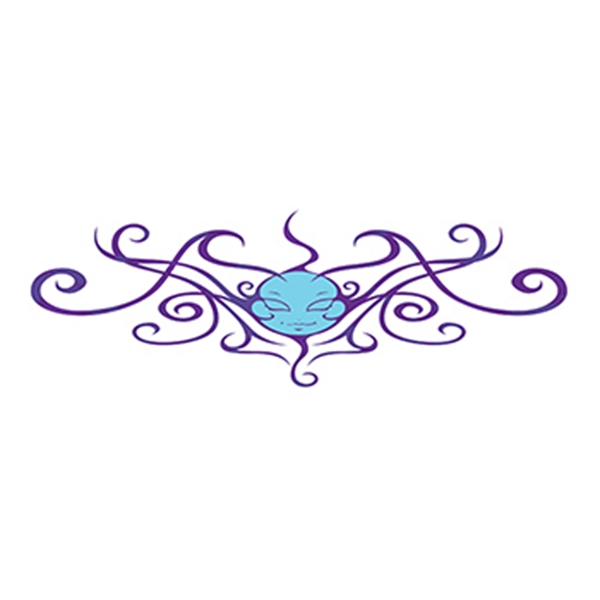 Celestial Pattern Temporary Tattoo - Celestial Pattern Temporary Tattoo