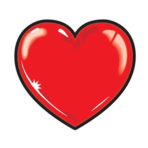 Heart Temporary Tattoo - Heart Temporary Tattoo
