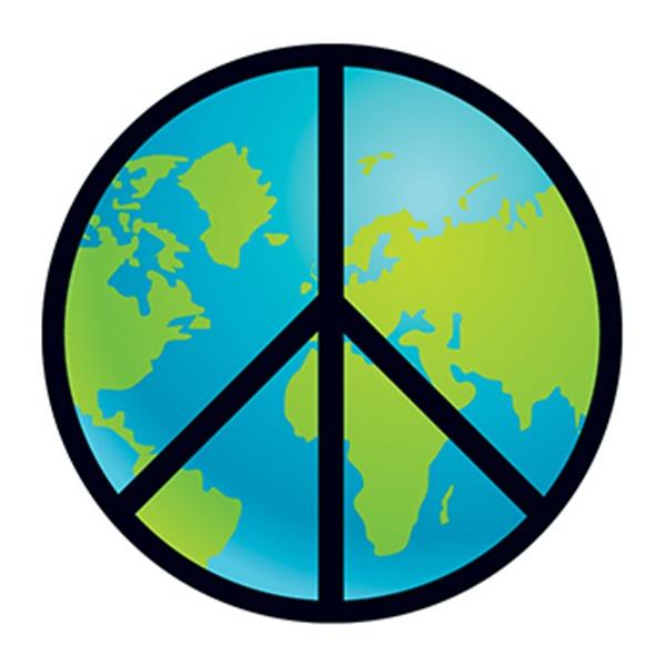 World Peace Temporary Tattoo - World Peace Temporary Tattoo