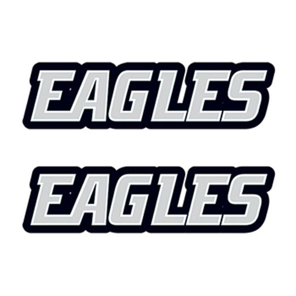 Eagles Text Temporary Tattoo - Eagles Text Temporary Tattoo