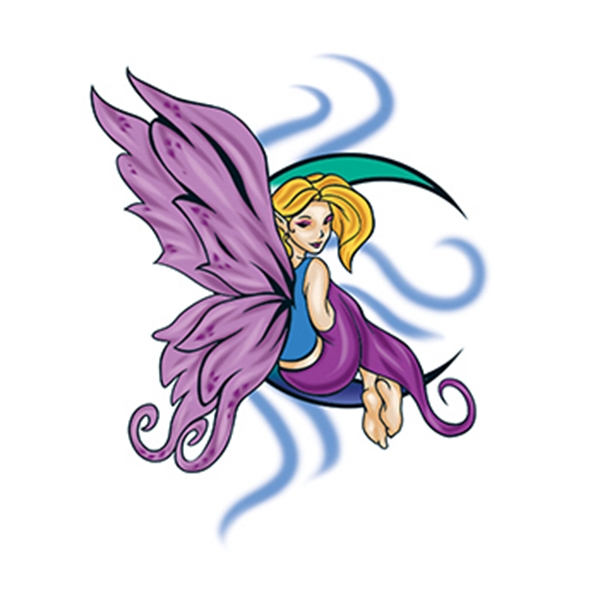 Celestial Fairy Temporary Tattoo - Celestial Fairy Temporary Tattoo