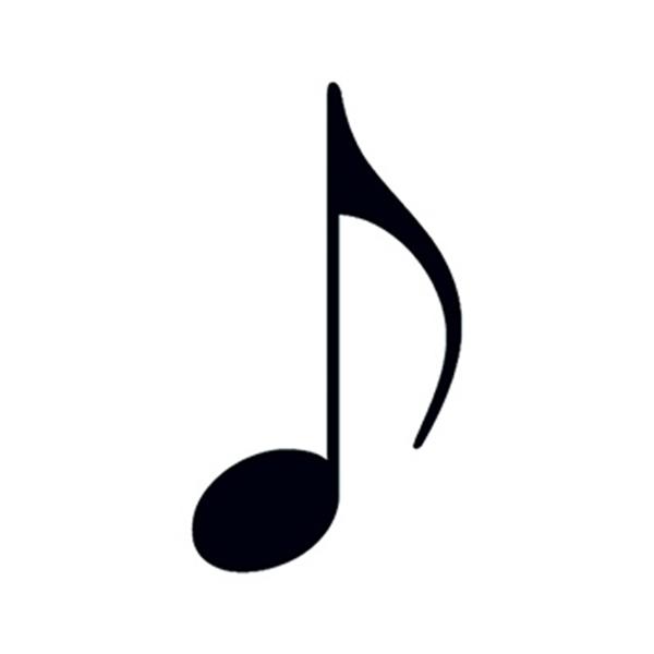 Music Note Temporary Tattoo - Music Note Temporary Tattoo