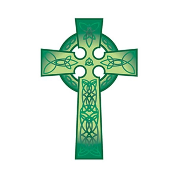 Celtic Cross Temporary Tattoo - Celtic Cross Temporary Tattoo