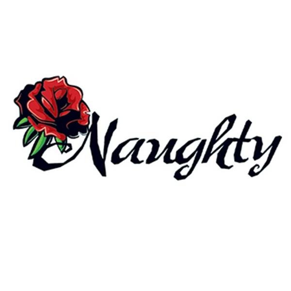 Naughty Rose Temporary Tattoo - Naughty Rose Temporary Tattoo