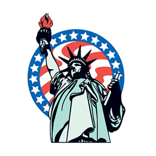 Statue of Liberty Temporary Tattoo - Statue of Liberty Temporary Tattoo