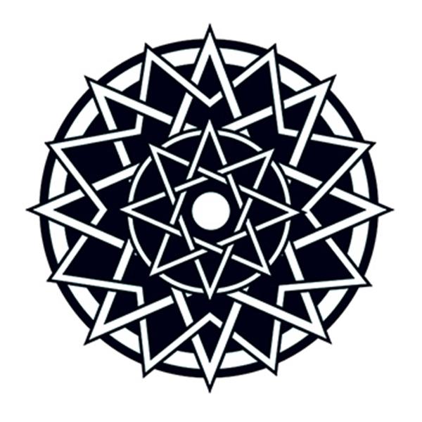 Celtic Star Temporary Tattoo - Celtic Star Temporary Tattoo