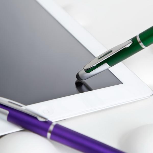 Stylus Plastic Ballpoint Pen