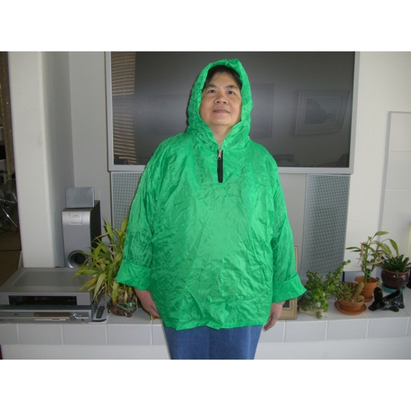 Poncho / Back Pack