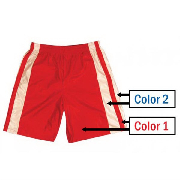 Adult Athletic Shorts