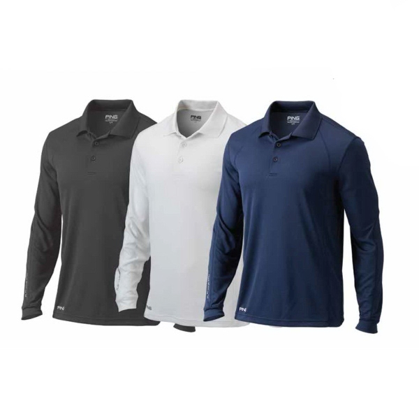 Switch 100% polyester shirt, classic fit.