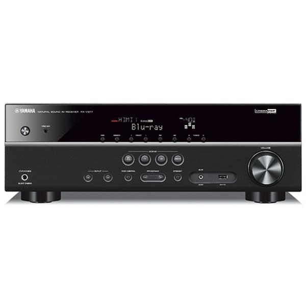 5.1 Channel Digital Home Theater Receiver