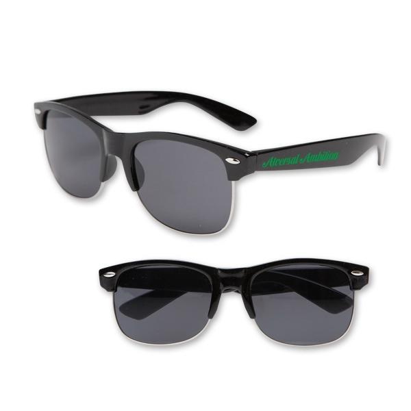 Iconic Half-Frame Sunglasses