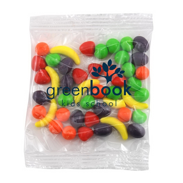 Large Bountiful Bag Promo Pack with Runts Candy - Large Bountiful Bag Promo Pack with Runts Candy