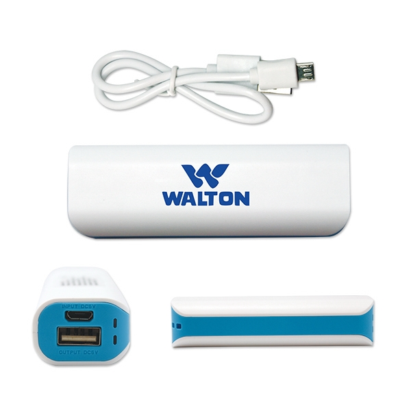 Rechargeable 2,600mAh 2-Tone Power Sticks