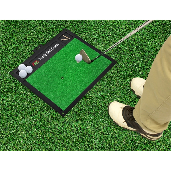 Golf Hitting Mats / Practice Your Driving/Fairway Game 20x17