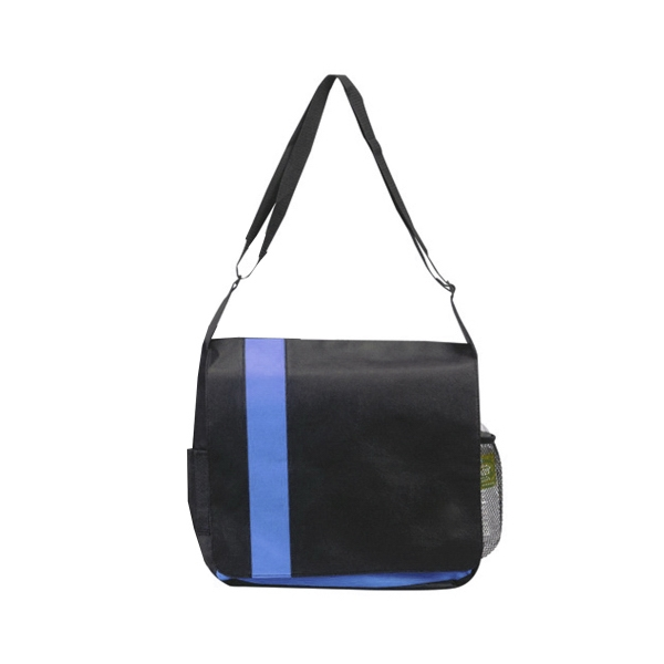 ECO Friendly Messenger Bag with full color process