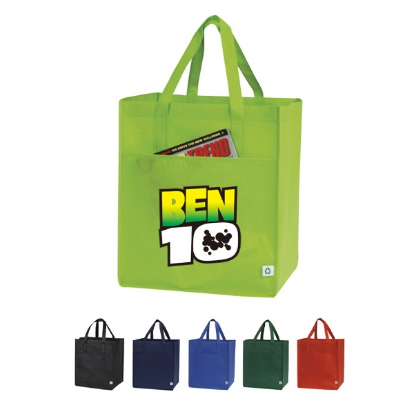 Pocket Shopper Tote bag
