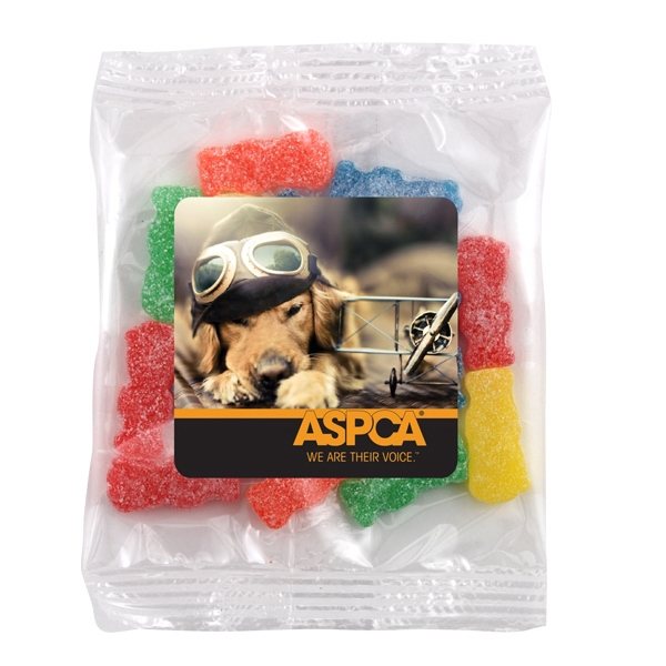 Large Bountiful Bag Full Color Label with Sour Patch Kids - Large Bountiful Bag Full Color Label with Sour Patch Kids