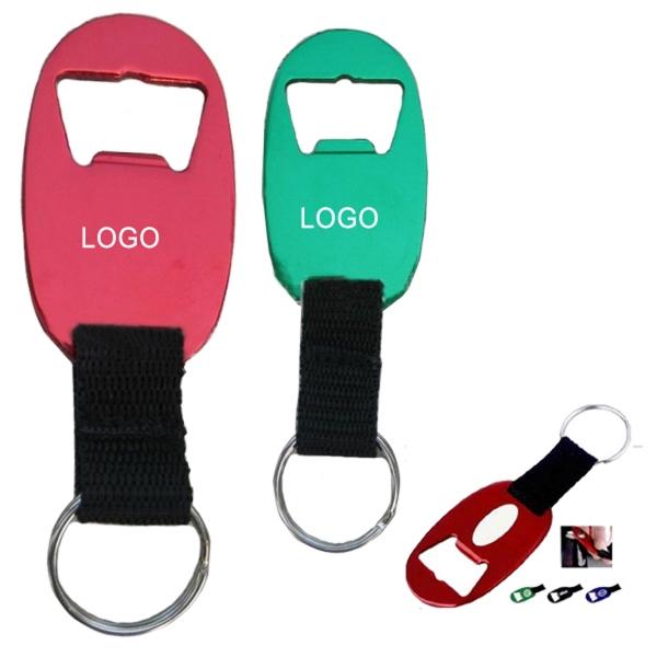 Bottle opener Key Ring