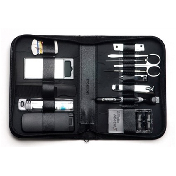 Manicure/Shaving Kit - Manicure and Grooming set