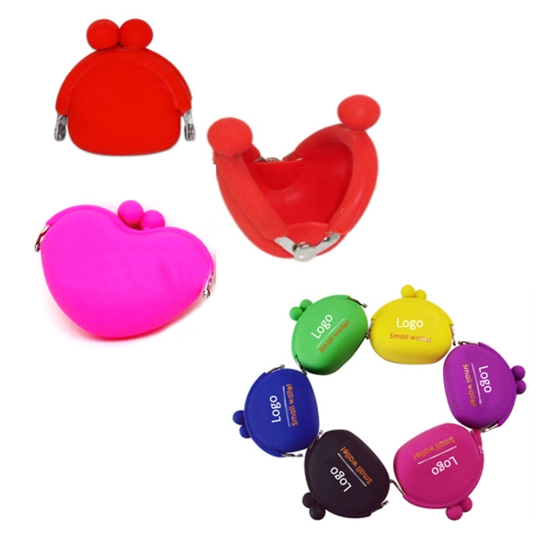 Animal Shaped Silicone Pouch