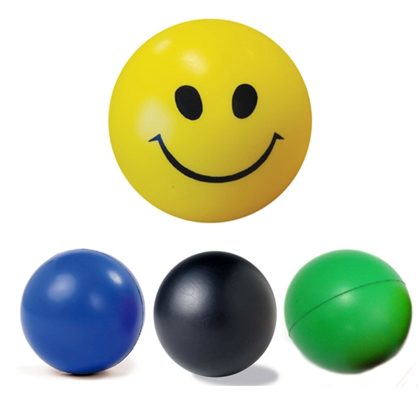 "2 1/2"" Stress Ball Reliever"
