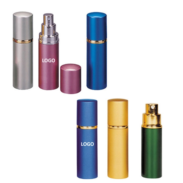 Aluminum Perfume Atomizer