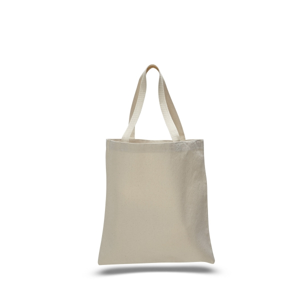 "Promotional Canvas Tote 15"" x 16"" Bag"