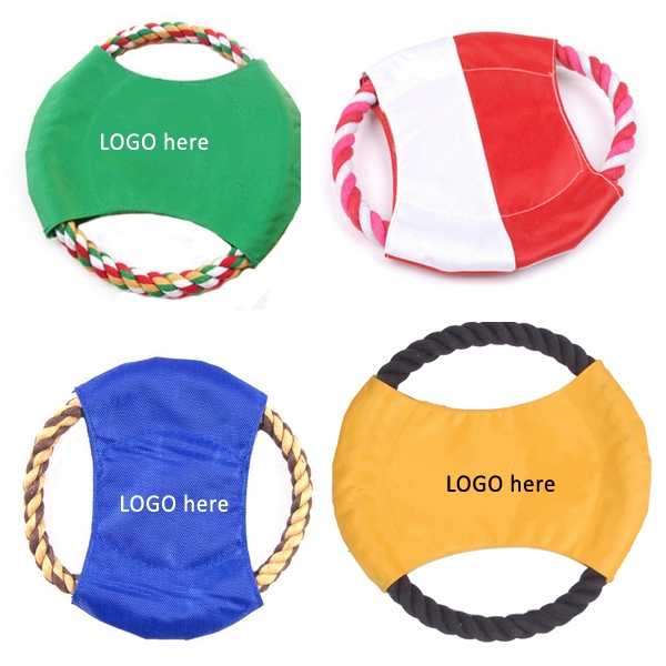 Dog Rope Disc