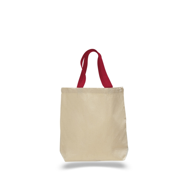 """Promotional Tote 15"""" x 15"""" Bag with 3"""" Bottom Gusset"""