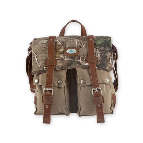 Archer Realtree XtraCanvas Large Messenger Bag