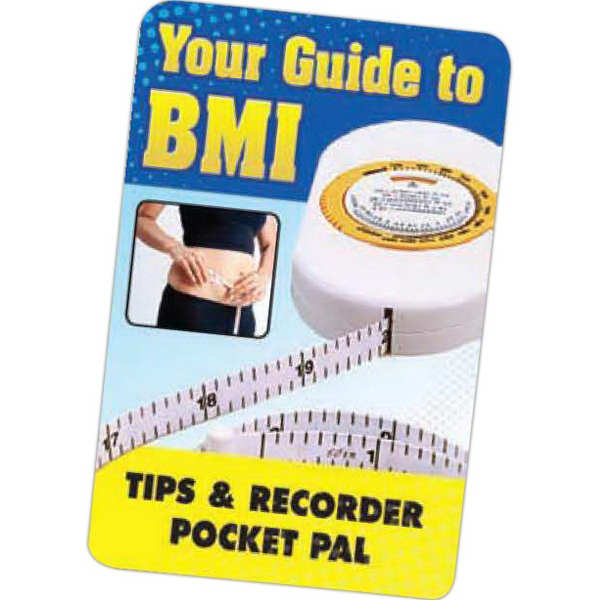 Body Tape Measure With BMI Calculator And Pocket Pal