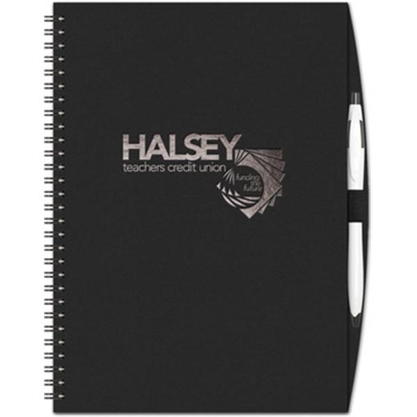 Value Book - Note Book w/ Pen Port & Cougar Pen