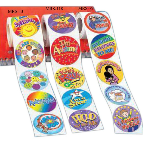 5-On-A-Roll-Stickers