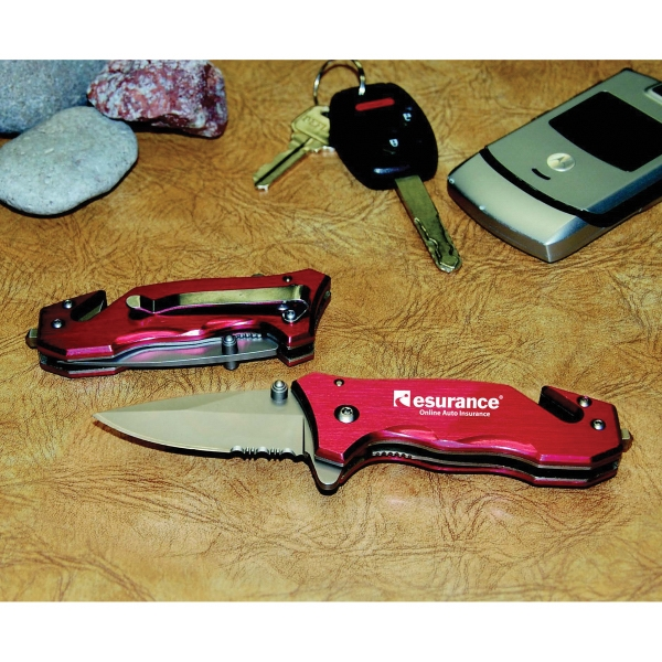 Rescue Tool Knife