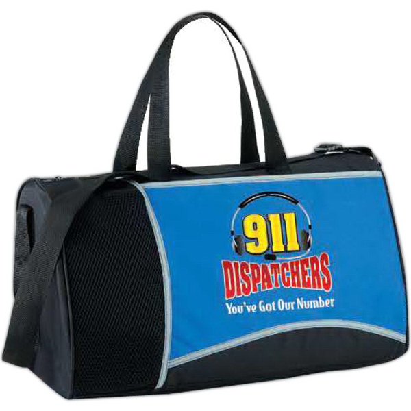 911 Dispatchers Cross Sport Duffel
