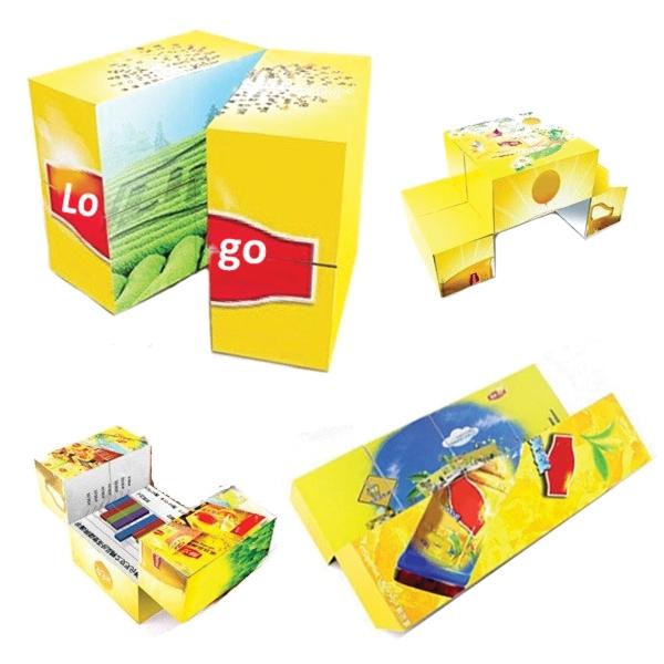 Folding Puzzle Cube