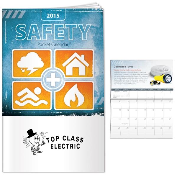 2015 Safety Pocket Calendar