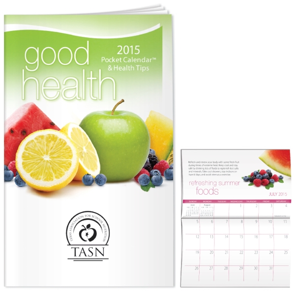2015 Good Health Pocket Calendar