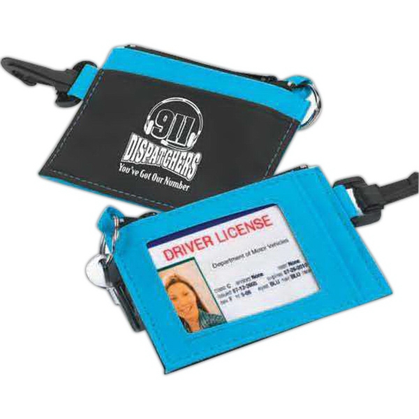 911 Dispatchers Wallet With ID Holder