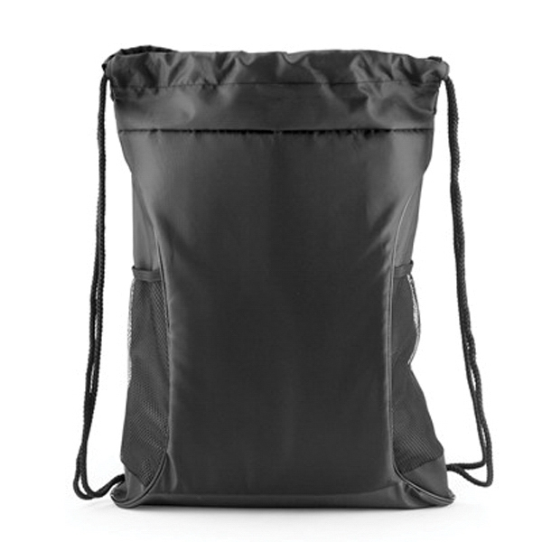 Sports Tech Drawstring Backpack